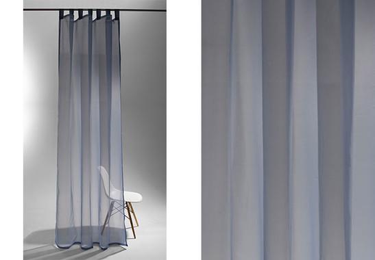 Schlaufenschal Raffi Pearl blau - Bild 1