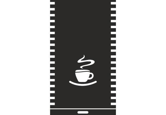 Sichtschutz Café Markise - Bild 6
