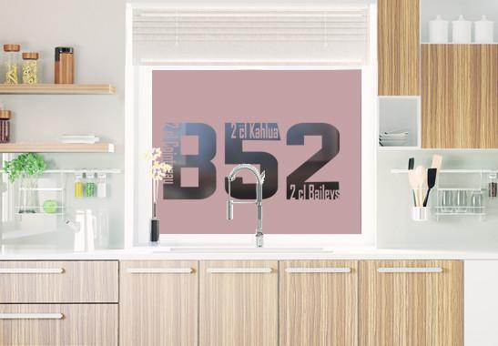 Glasdekor B52 Rezept - Bild 4