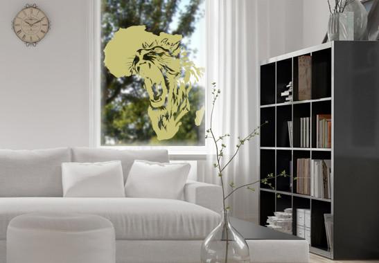 Glasdekor Der König der Löwen - Bild 3
