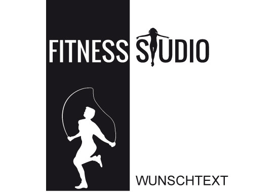 Glasdekor Fitness Studio - Bild 6