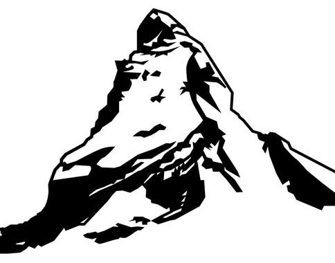 Wandtattoo Matterhorn - Bild 2