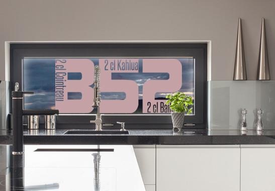 Glasdekor Rezept B52 - Bild 4