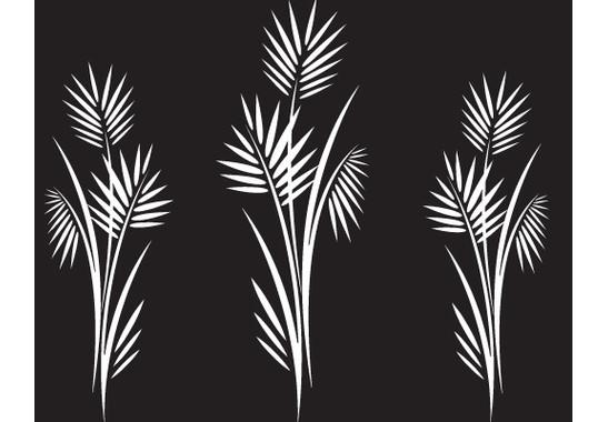 Sichtschutz Palmenzweig I - Bild 6