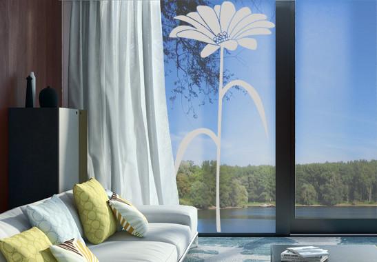Glasdekor Gerbera - Bild 2