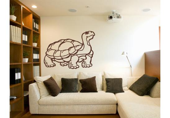 Wandtattoo Schildkröte
