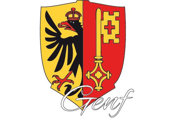 Wandtattoo Kanton Genf - Bild 2