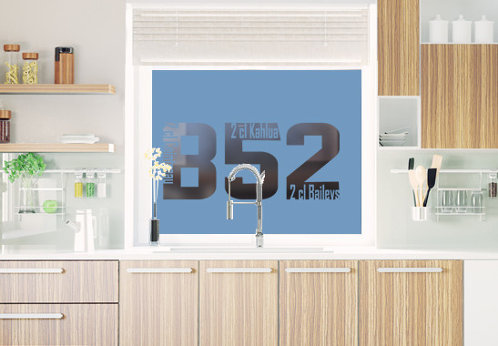 Glasdekor B52 Rezept