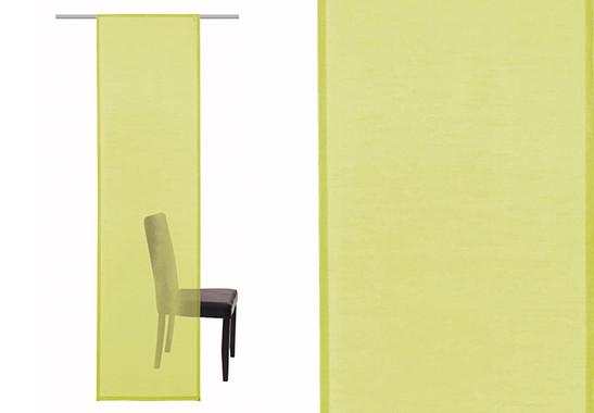 Lars Contzen Flächenvorhang Courage - grün - Bild 1