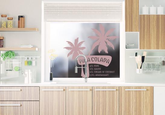 Glasdekor Pina Colada Rezept - Bild 4