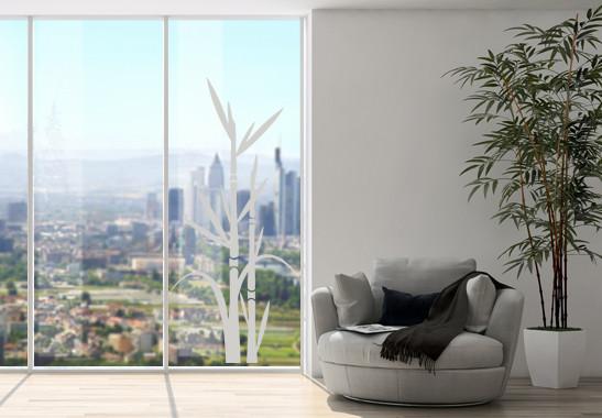 Glasdekor Bambus - Bild 2