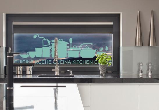Glasdekor Küche und Cucina - Bild 5
