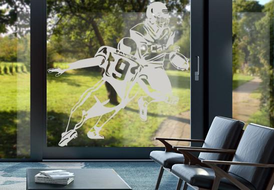 Glasdekor American Football - Bild 2