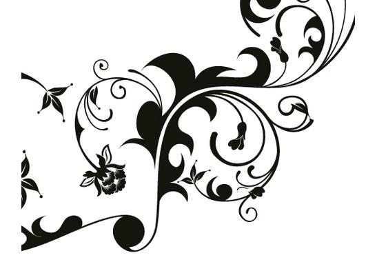 Ein Detail des Motives - Wandtattoo Wunschtext SommerTraum