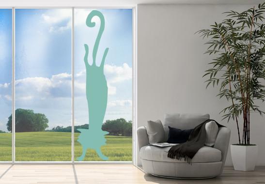 Glasdekor Katzen Handstand - Bild 5