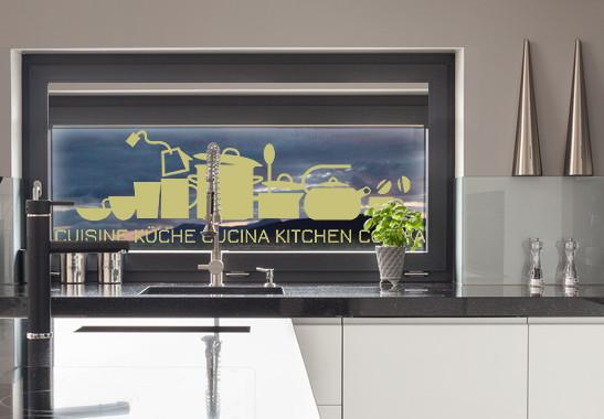 Glasdekor Küche und Cucina - Bild 3