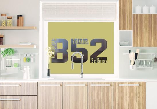 Glasdekor B52 Rezept - Bild 3