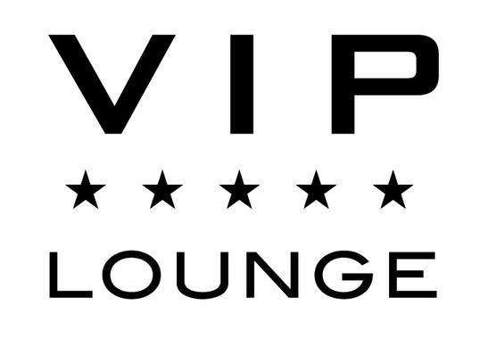 schwarz/weiss Ansicht - Wandtattoo VIP Lounge 1