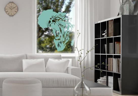 Glasdekor Der König der Löwen - Bild 5