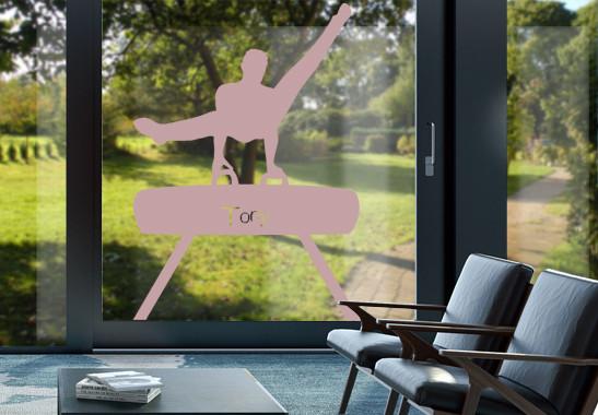 Glasdekor Wunschtext Turner - Bild 4