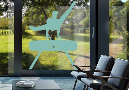 Glasdekor Wunschtext Turner - Bild 5