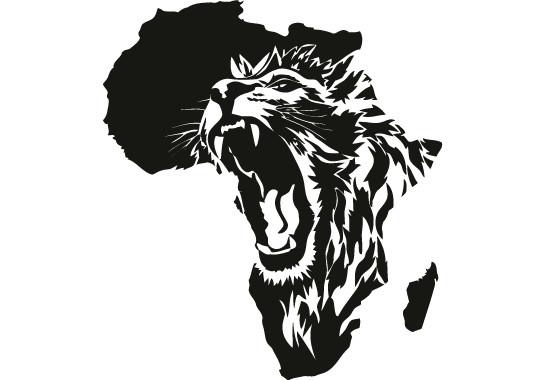 Glasdekor Der König der Löwen - Bild 6