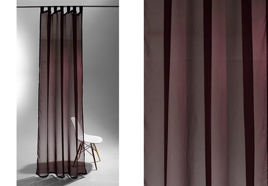 Schlaufenschal Raffi Pearl violett - Bild 1