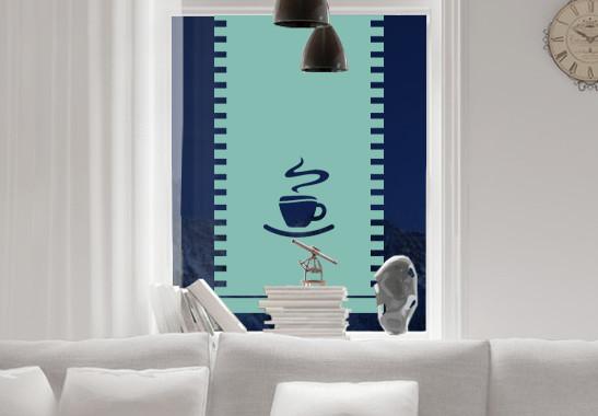 Sichtschutz Café Markise - Bild 5