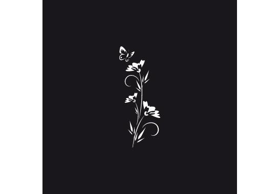 Sichtschutz Schmetterlingsblüte - Bild 6