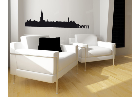 Wandtattoo Bern