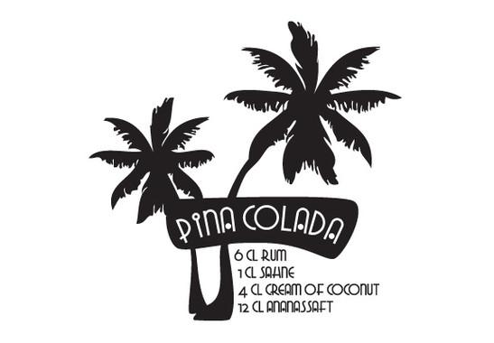 Glasdekor Pina Colada Rezept - Bild 7