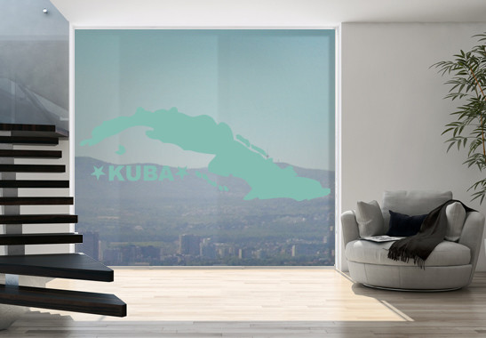 Glasdekor Kuba - Bild 5
