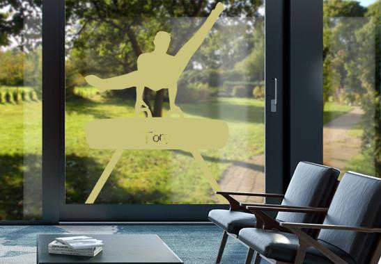 Glasdekor Wunschtext Turner - Bild 3