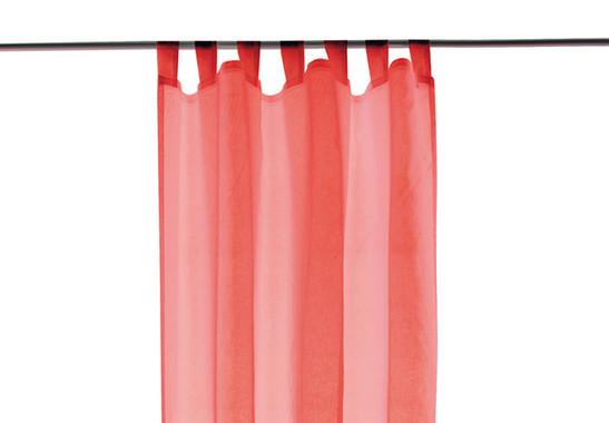 Homing Schlaufenschal Barletta rot - Bild 2