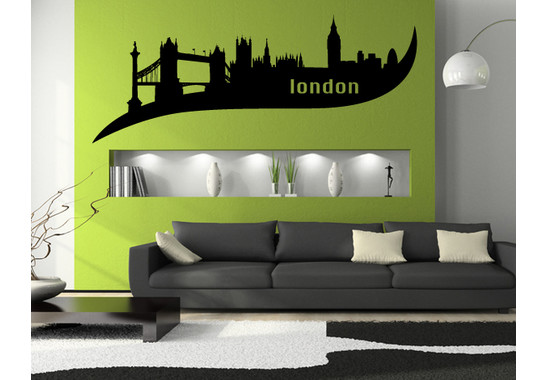 Wandtattoo London