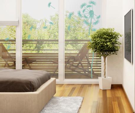 Glasdekor Löwenzahn - Bild 5
