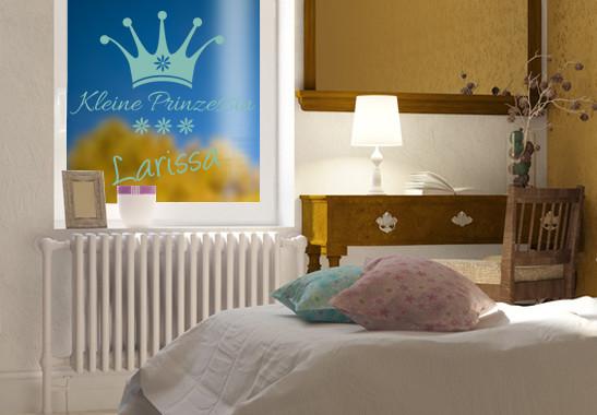 Glasdekor Wunschtext Kleine Prinzessin - Bild 5
