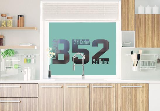 Glasdekor B52 Rezept - Bild 5