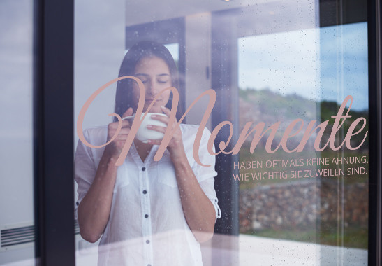 Glasdekor Momente - Bild 4