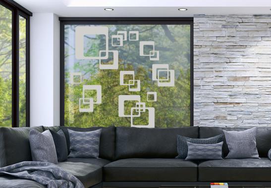 Glasdekor Retro - Bild 2