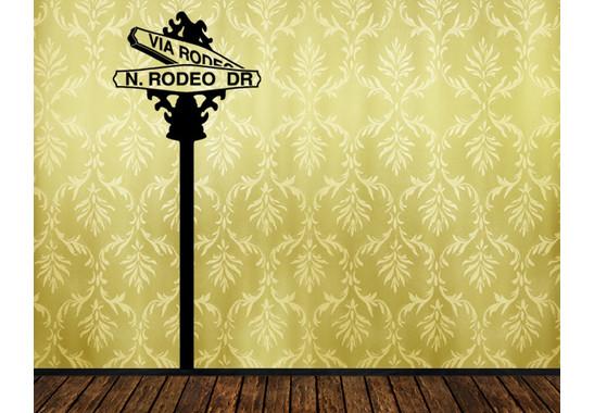 Wandtattoo Rodeo Drive