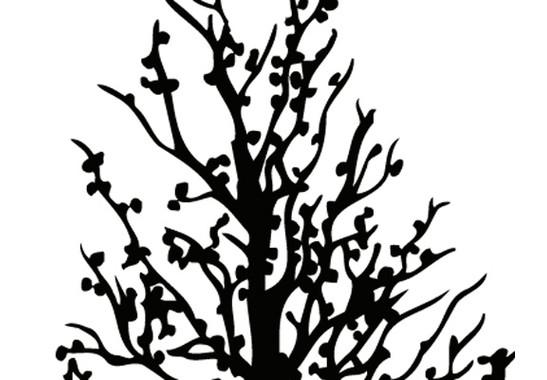 Glasdekor Baumgruppe - Bild 7