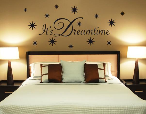Wandtattoo Its Dreamtime