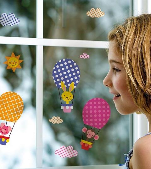 Fensterdeko Fensterfolie Im Online Shop Trenddeko Ch