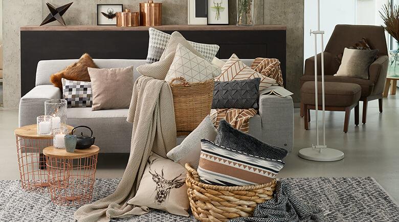 Gardinen, Vorhänge, Tischläufer, Kissen Und Bettwäsche. Hier Finden Sie  Viele Tolle Produkt Highlights
