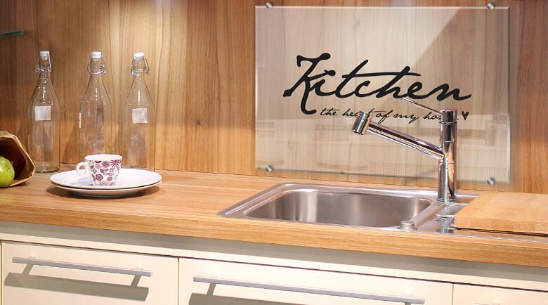 Tolle Glasbilder Für Küchenrückwand Galerie - Hauptinnenideen ...