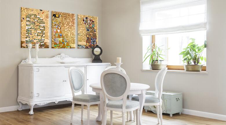 kunstdrucke von k nstlern auf leinwand bei trenddeko. Black Bedroom Furniture Sets. Home Design Ideas