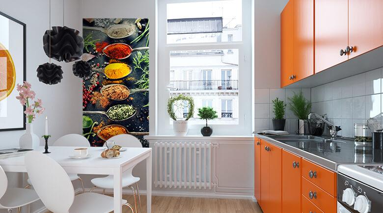 Küche - Wandbilder - trenddeko.ch