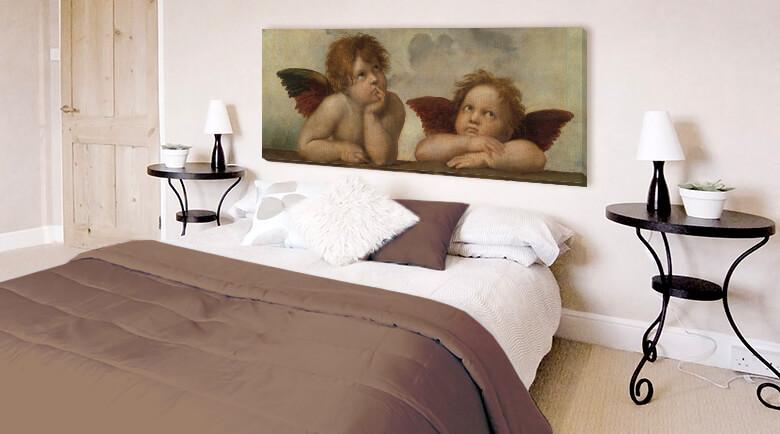 Schlafzimmer - Wandbilder - trenddeko.ch