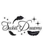 Wandtattoo Sweet Dreams 3